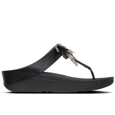 FITFLOP CONGA DRAGONFLY Negre