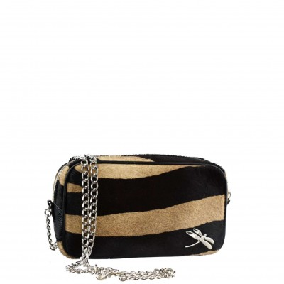 Bandolera de animal print. Boston 67640