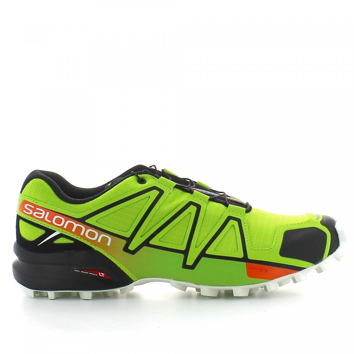 e9e124782c2 Zapatillas trail running Salomon Speedcross 4 lima hombre - Salomon ...