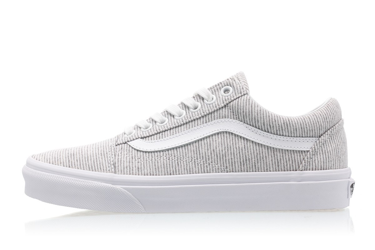 bc03575d75 Zapatillas Vans Old Skool gris mujer - Vans - Fashionalia - House of ...