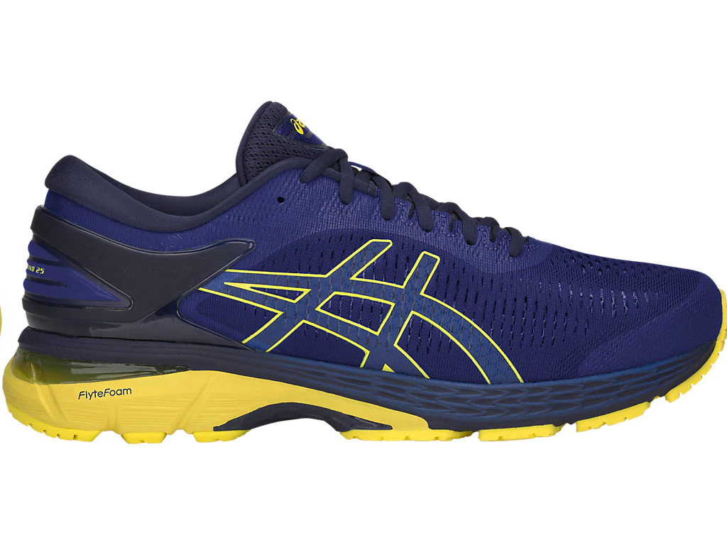 running asics zapatillas