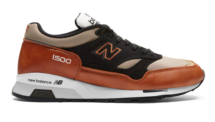 zapatillas new balance marrones